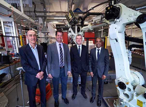 ARC training center for automated manufacture of advanced